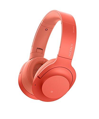 Harmony Noise Canceling Headphone - Sony - H900N Hi-Res Noise Cancelling Wireless Headphone Twilight Red (WHH900N/R) (Certified Refurbished)