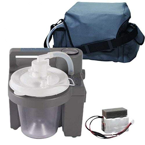 Portable Suction Secretion Machine For Mucus Home Use with Battery