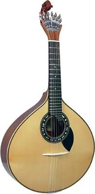 Antonio Carvalho 305 - Guitarra portuguesa (12 cuerdas): Amazon.es ...