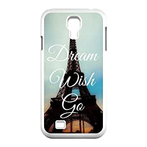 Eiffel Tower Customized Case for SamSung Galaxy S4 I9500, New Printed Eiffel Tower Case