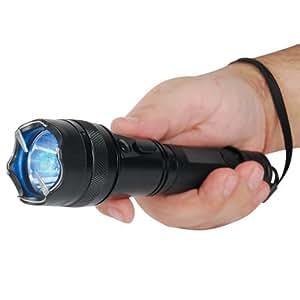 Safety Technology Shorty Flashlight Stun Gun 15,000,000 volts