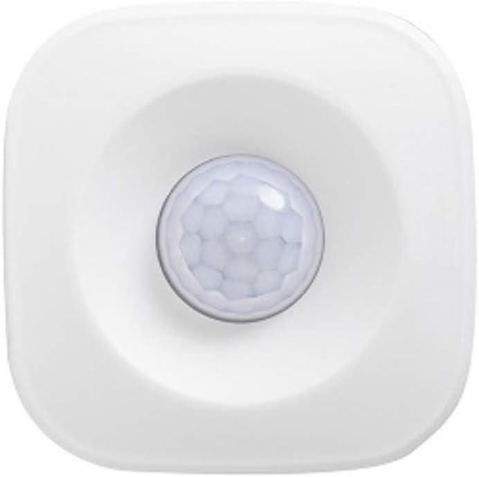 bqmqolove Detector de Sensor de Movimiento PIR inalámbrico Interruptor de Sensor de Movimiento de casa Inteligente