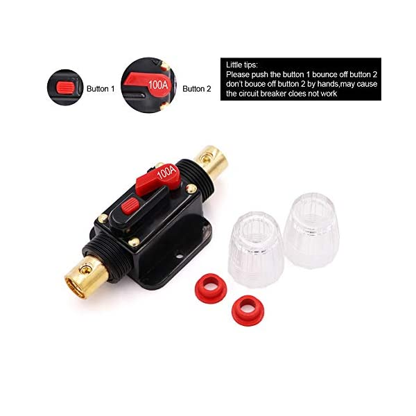 Switches Circuit Breaker Hamolar 3 Pack 100 Amp Circuit Breaker ...