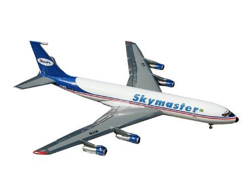 Gemini Jets B707-320B/C Skymaster Diecast Vehicle, Scale 1:400