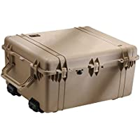 Pelican 1690 Camera Case With Foam (Desert Tan)