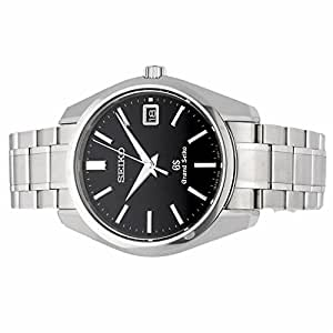 Seiko Grand Seiko quartz mens Watch SBGV007 (Certified Pre-owned)