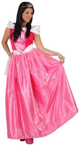 Atosa - 7560 - Disfraz Princesa De Cuento Rosa- talla M-L - Color Rosa para Mujer Adulto