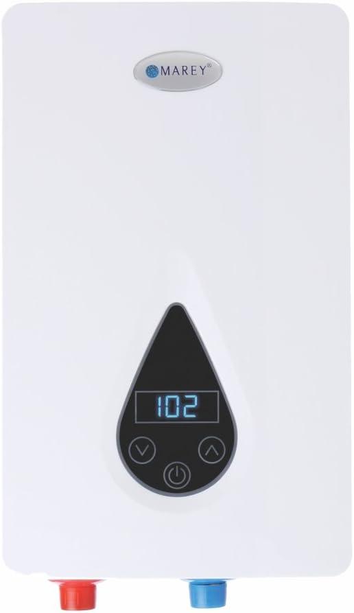 Marey ECO110 220V Self-Modulating 11 kW, Small, White