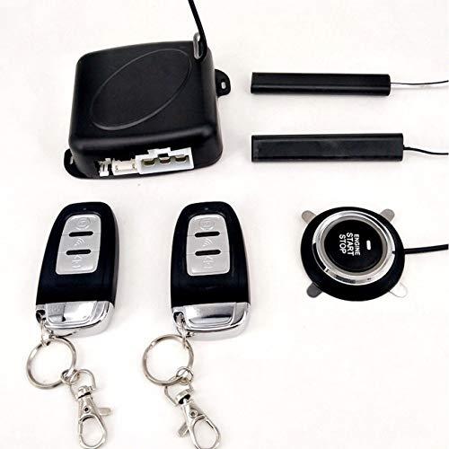 LasVogos Car Smart Key Push Start Stop System with RFID Car Engine Finger Push Starter by LasVogos (Image #1)