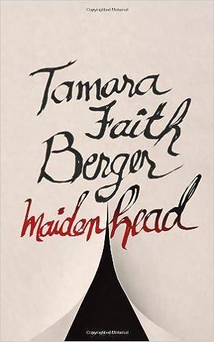 Book Maidenhead by Tamara Faith Berger (2012-09-11)