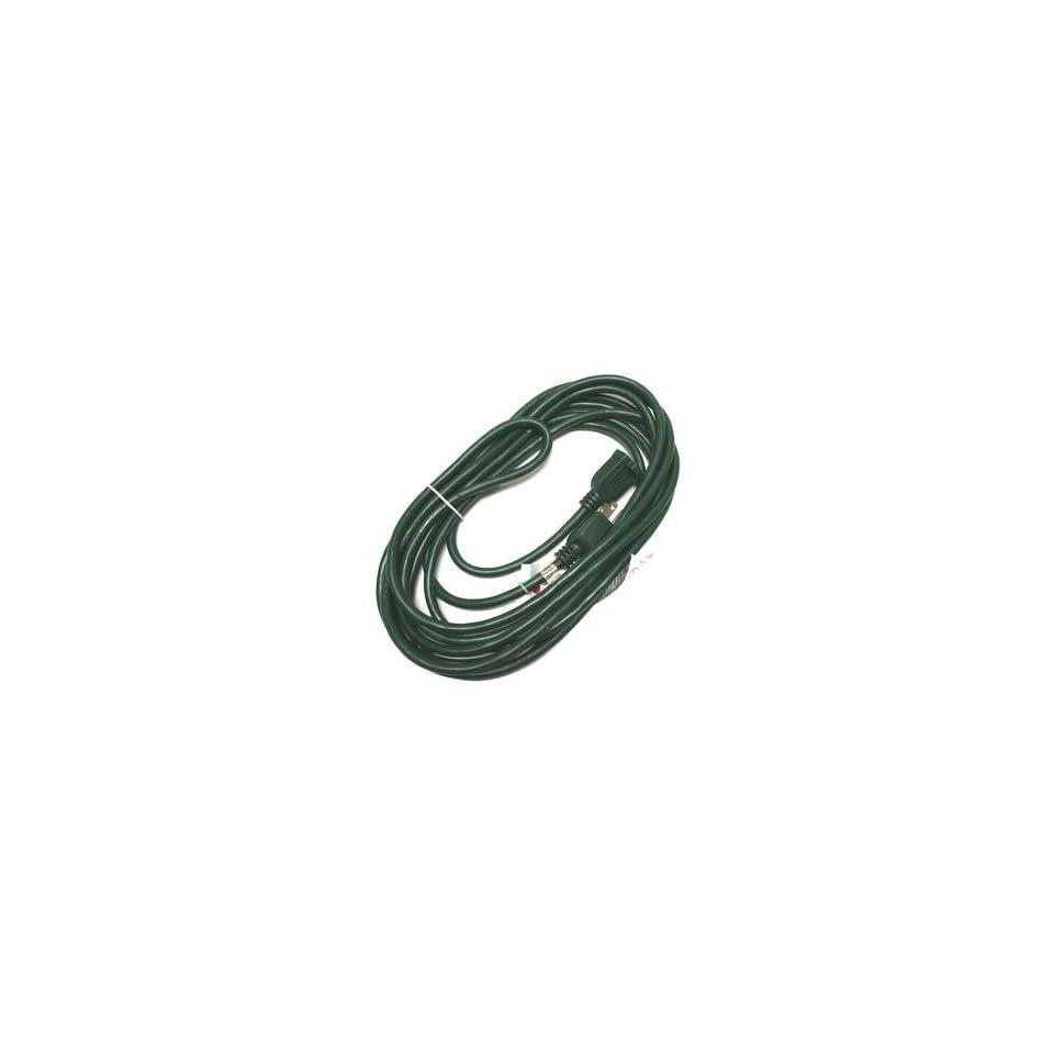 Sunlite 04196   20 Green Heavy Duty Extension Cord