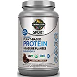 Garden of Life Sport Organic Plant Based Protein, Chocolate, 840g