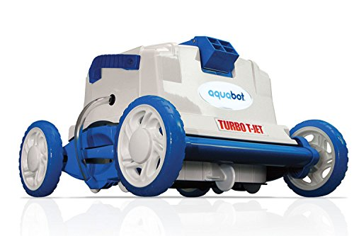 Aquabot ABTTJET Turbo T Jet Robotic In-Ground Pool Cleaner by Aquabot