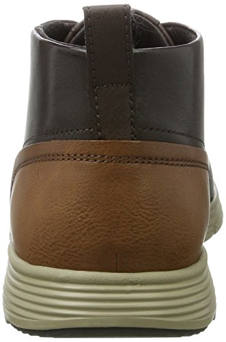 Ankle U Men's Brown SNAPISH Geox Boots Coffee 0wFqCCt