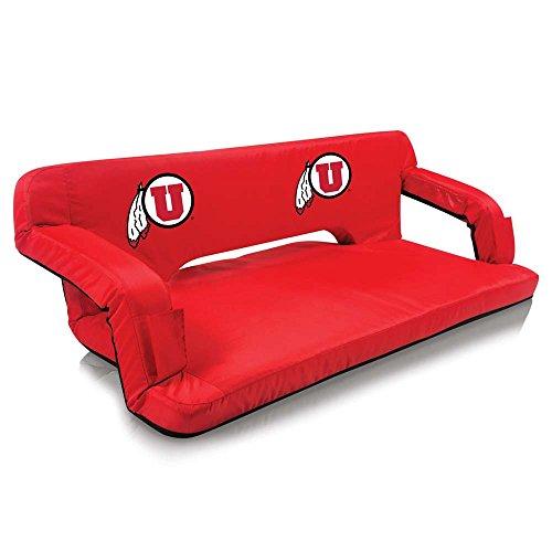 Utah Reflex Travel Couch (Red) (Reflex Travel Couch)