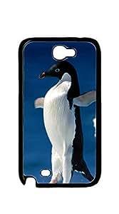 Cute Cartoon Back Cover Samsung case - Penguin Diving