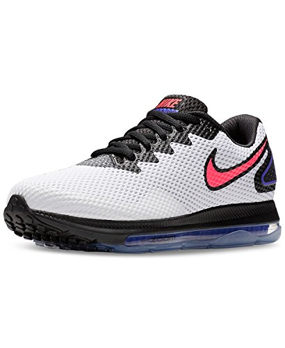 Compétition Red Out Zoom W 2 Multicolore NIKE blac 101 White de All Low Solar Running Femme Chaussures qfTx5z5nw