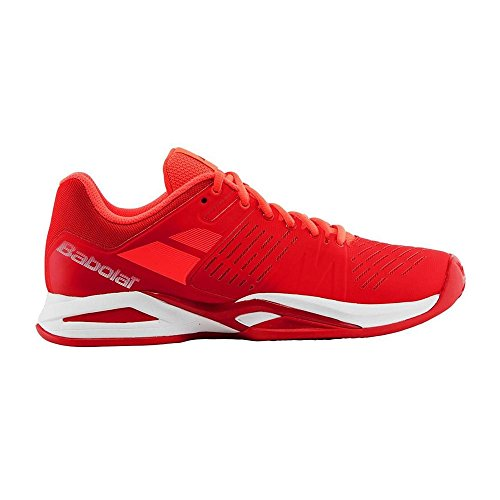 BABOLAT Propulse Team Clay Men's Tennis Shoes Red 4Ag8EQqM4