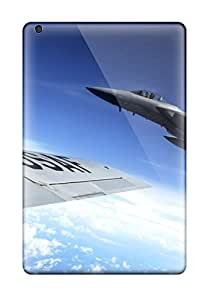 Brooke C. Hayes's Shop Hot 8170345K21397677 New Arrival Cover Case With Nice Design For Ipad Mini 3- F 15 Eagle Flies Alongside A Kc 135 Stratotanker