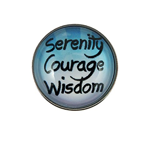 Chunk Charm Serenity Courage Wisdom product image