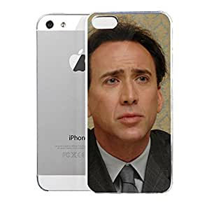 iPhone 5&5S cover case Nicolas Cage What Happened To Nicholas Cage T J Brearton
