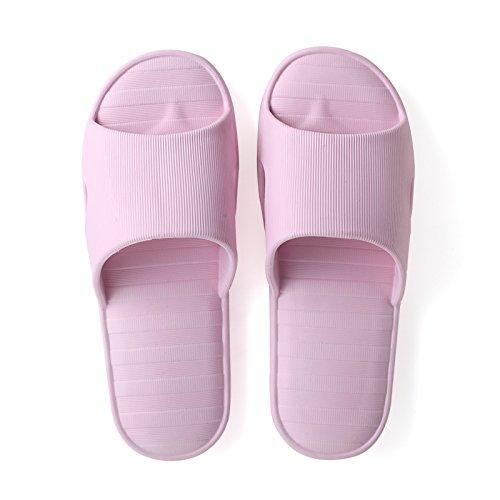 37 38 o Antideslizantes Color Morado YMFIE de Baño Zapatillas 40 Sandalias Verano 39 Interior Exterior en para xTBO6