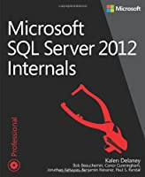 Microsoft SQL Server 2012 Internals Front Cover