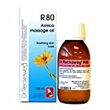Dr. Reckeweg's R80 - Arnica Massage Oil - 100ml