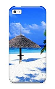 Hot Bora Bora Case Compatible With Iphone 5c/ Hot Protection Case