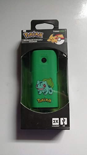 Pokemon Bulbasaur Portable Charger Photo - Pokemon Gaming