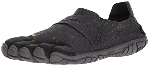 Vibram Men's CVT-Hemp Black Sneaker, 10.5-11 M D (44 EU/10.5-11 US)