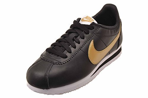 best sneakers 1ffdf 0089a ... best galleon nike womens wmns classic cortez leather hk black metallic  gold white 8 m us