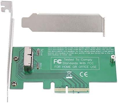 Disco Duro SSD PCIe, Convertidor de Tarjeta controladora de SSD de ...