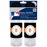 MLB Team 9-Ounce Baby Bottles, 2-Pack