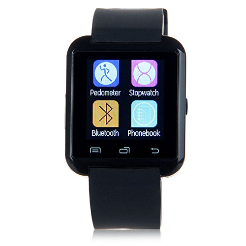 Padgene - Orologio Intelligente Smartwatch, Connesso Con Bluetooth ...