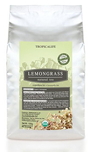 Dry Tea Laxative (The Best Natural Tea Lemongrass Certified Organic by USDA Herbal Tea Helps Blood Circulation, 3.5 Ounce)