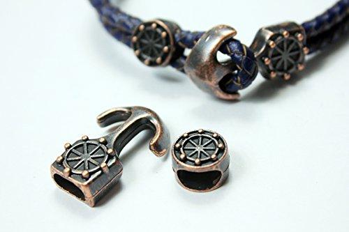 6 Mm Anchor Bracelet - 3