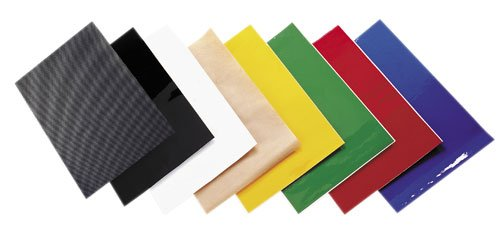 - Factory Effex 03-0244 Blue Universal Background Sheet