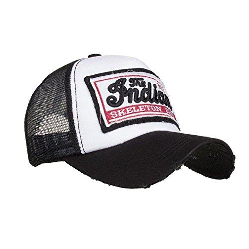 Verano Gorras Absolute para Casuales Casuales Negro de Sombreros Gorra Malla nbsp; de Hip Mujeres Béisbol Unisex Hop Hombres Bordada de ☀️ Sombreros 8TqR5Ox