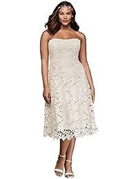 Amazon Com Plus Size Wedding Dresses Wedding Party Clothing