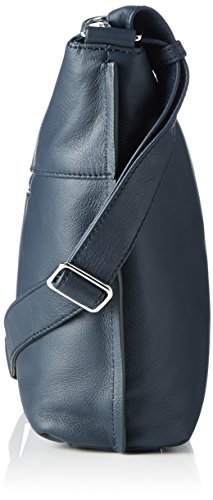 Bree Toulouse 2 S17, Borsa a tracolla Donna Blu (Navy)