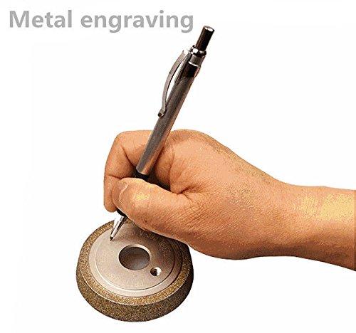 pomcat punta trazadora punta de grabado de carburo de tungsteno de grabado marcado herramienta de metal