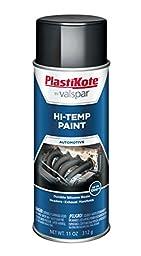 PlastiKote HP-11 Black Hi-Temp Paint - 11 Oz.