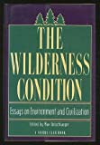 img - for The Wilderness Condition book / textbook / text book