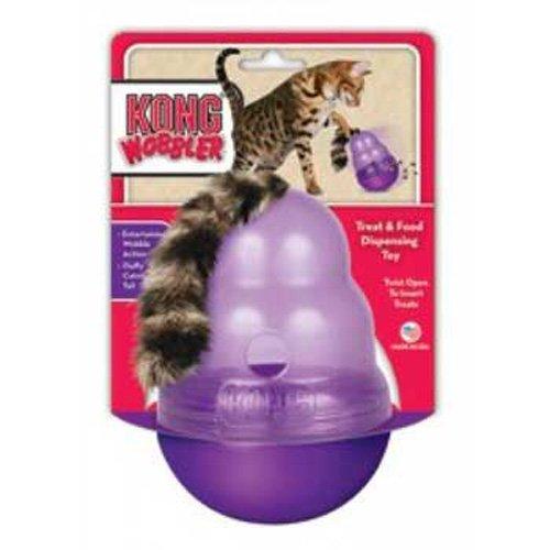 - KONG Cat Wobbler