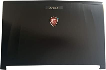 """New For MSI GE72 2QD APACHE PRO MS-1792 Keyboard Cover Upper Case Palmrest 17.3/"""""""