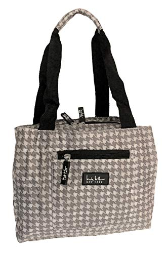 Nicole Miller of New York Insulated Waterproof Lunch Box Cooler Bag - 11