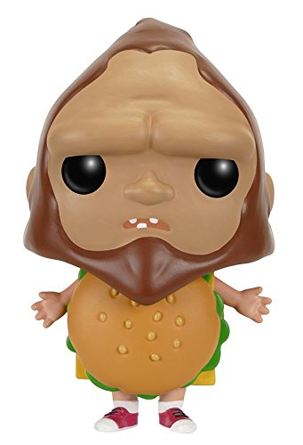 Sasquatch Mask (Funko POP Animation: Bob's Burgers - Beefsquatch Action Figure)