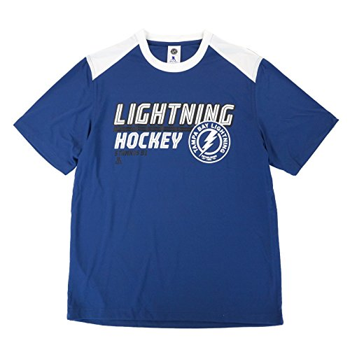 adidas Steven Stamkos NHL Tampa Bay Lightning Performance Player Graphic T-Shirt Men's