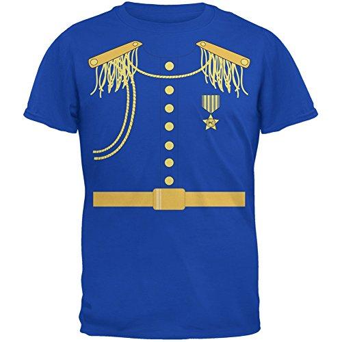 Halloween Prince Charming Costume Royal Adult T-Shirt - Large -